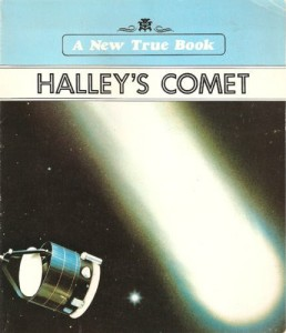 New True Book - Halley's Comet