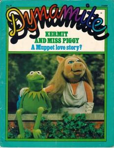 Dynamite Muppets