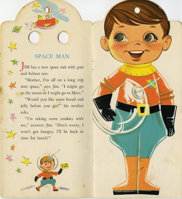 1961 Spaceman Boy