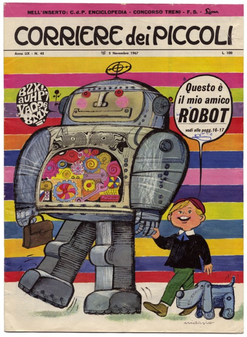Robot cover