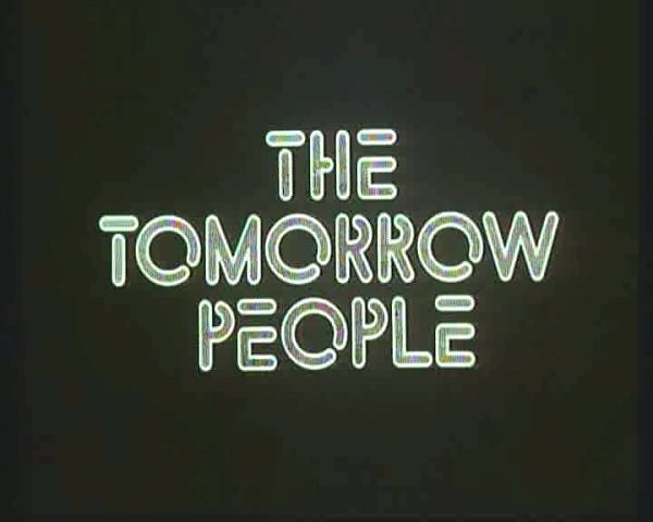 The Tomorrow People logo