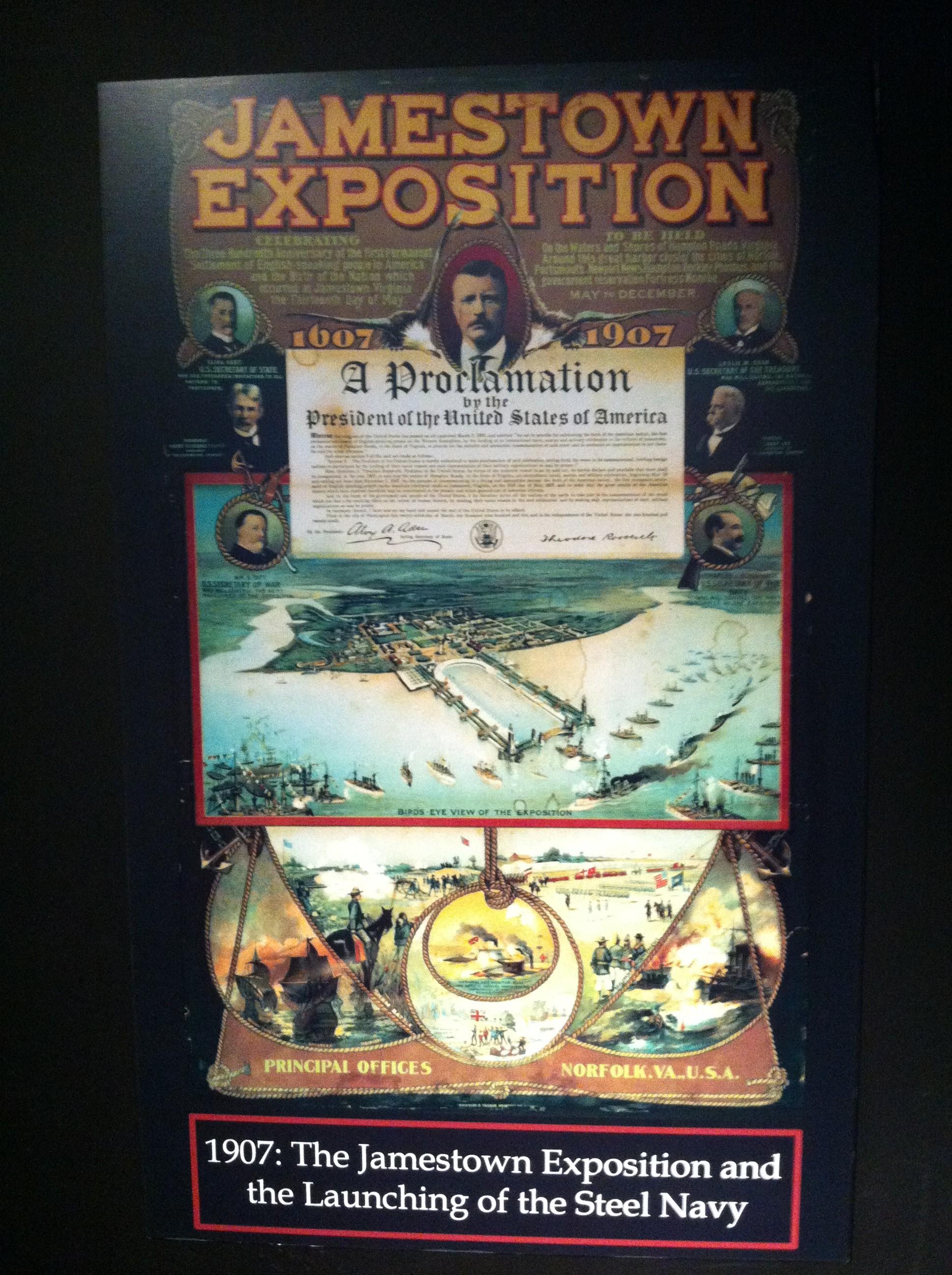 Jamestown Poster