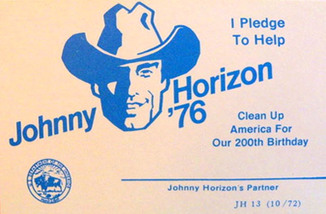 Johnny Horizon