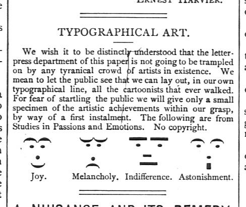 1881 Smileys