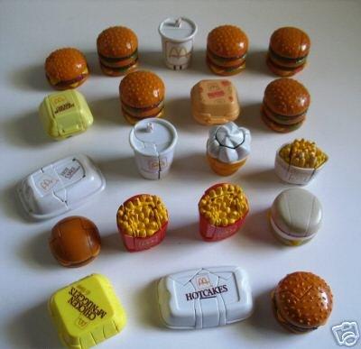 McDonald's Transformers Before