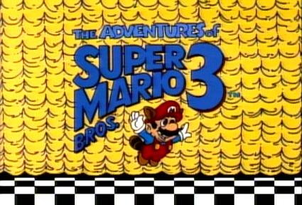 Super Mario 3 TV