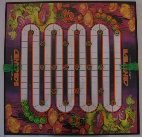 Centipede Game Board