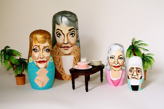 Golden Girls dolls