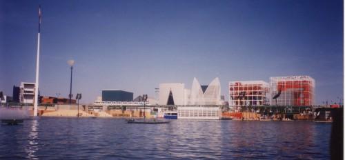 Expo 92 Panorama