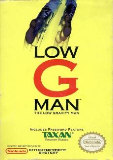 Low G Man