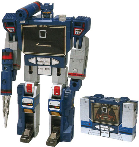 Soundwave toy