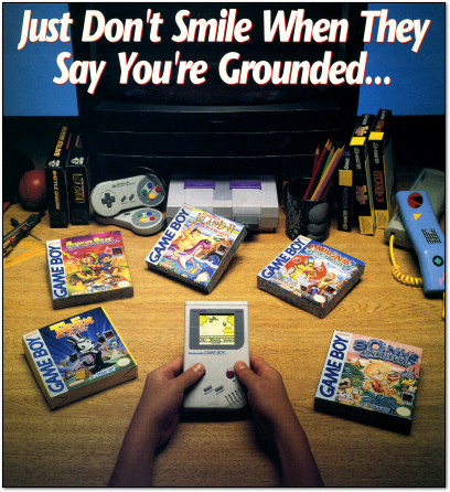 Game Boy Ad