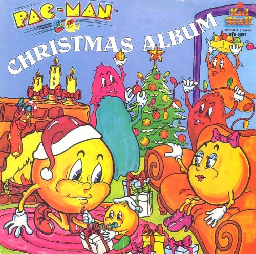 Pac Man Christmas Album