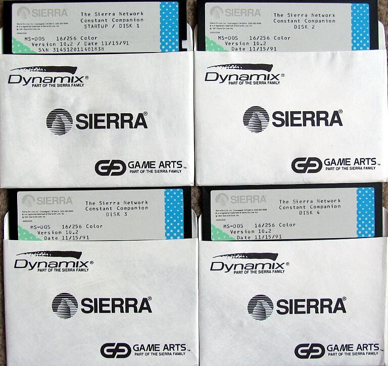 TSN disks