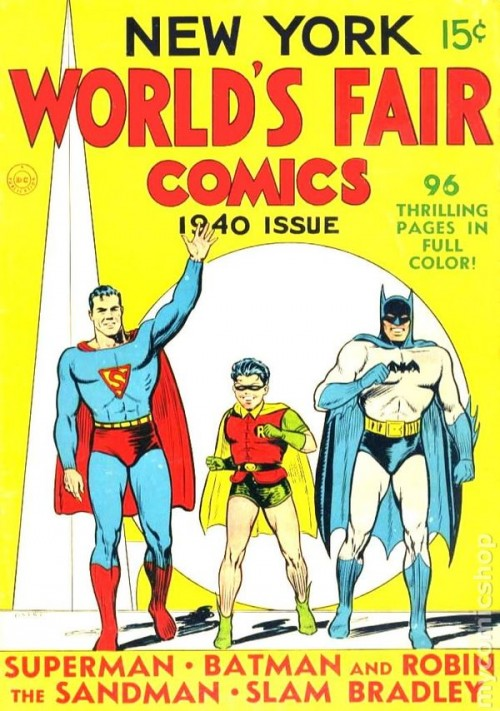 World Fair Comics