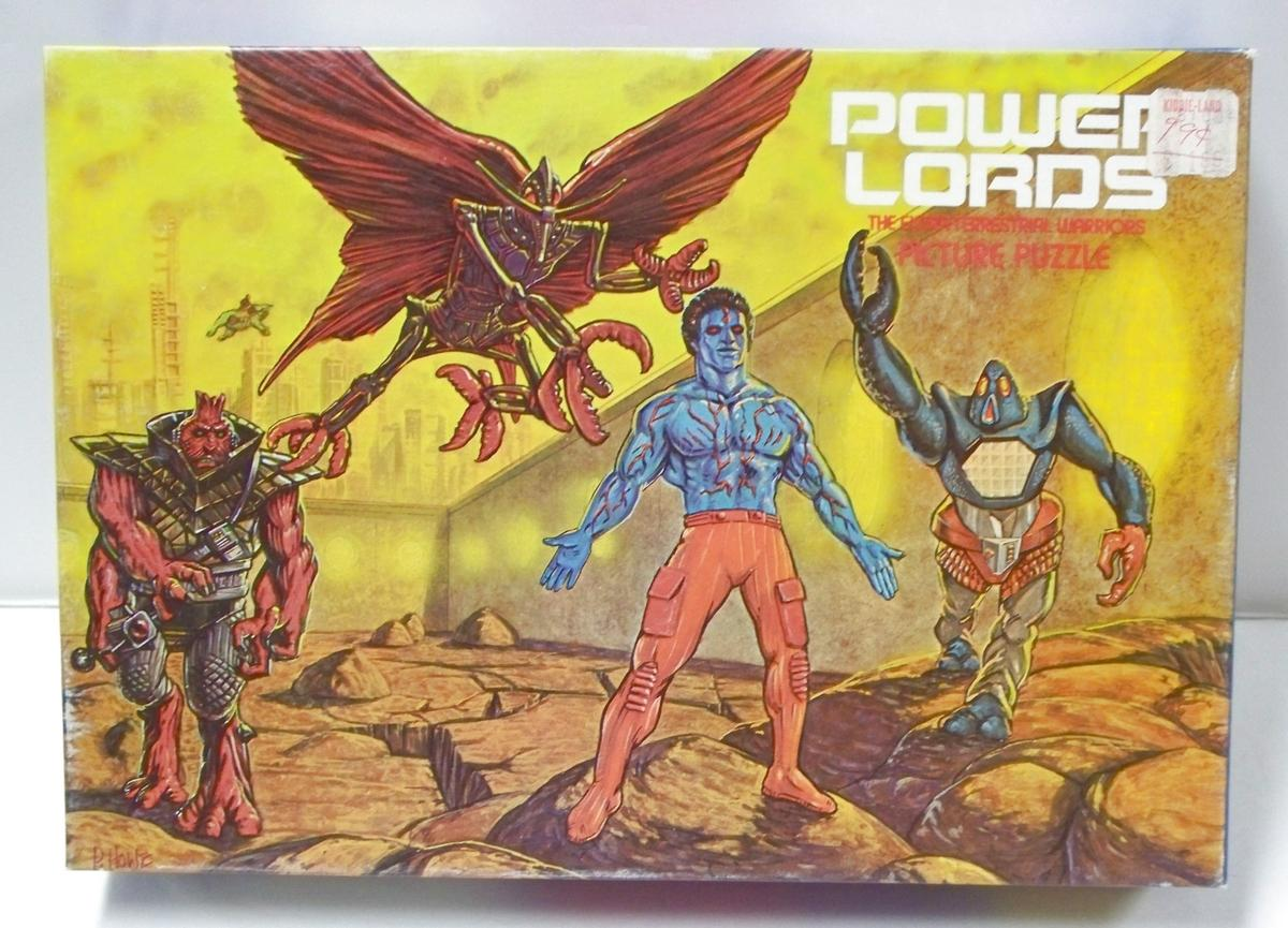 Power Lords Puzzle