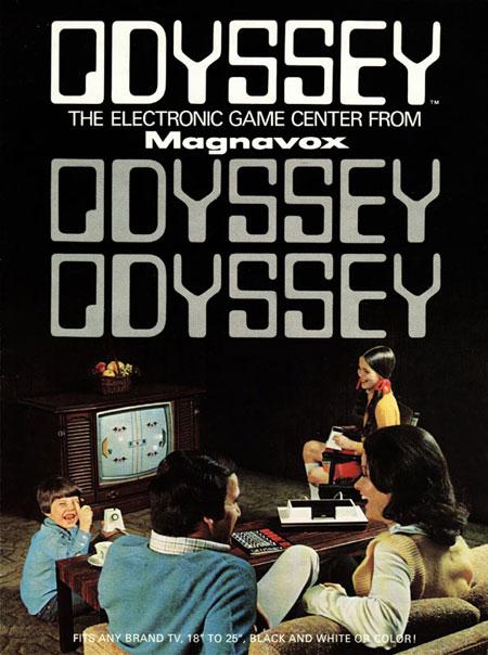 Odyssey Ad 1