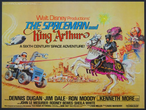 Spaceman and King Arthur
