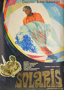 Solaris Spanish Poster