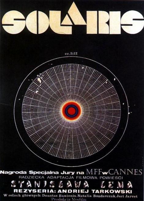 Solaris Polish Poster