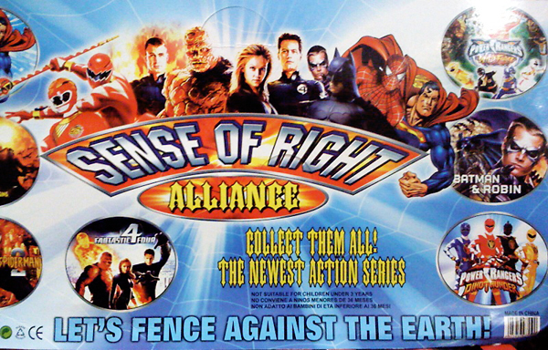 Sense of Right Alliance back
