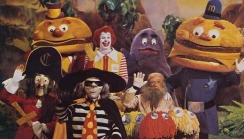McDonaldland Gang