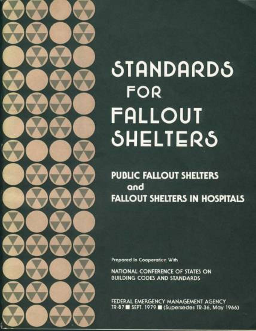 Standards for Fallout Shelters
