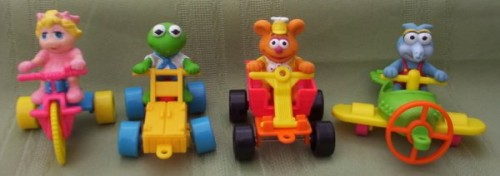 1990 Muppet Babies Release