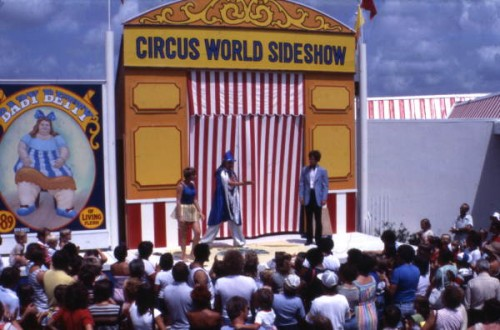Circus World Sideshow