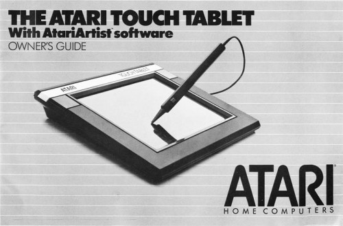 Touch Tablet Manual
