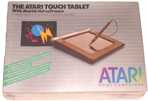 Touch Tablet Box