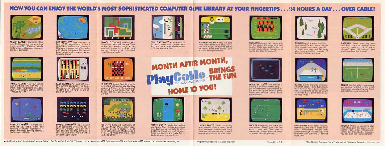 Playcable Ad