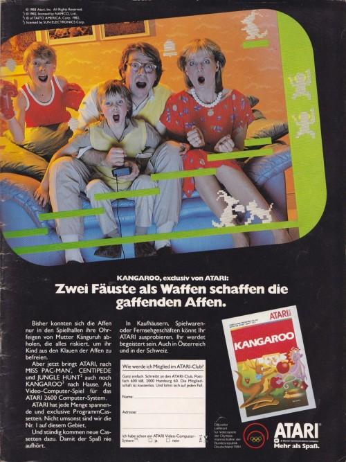 Family Atari