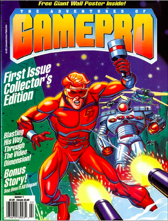 Gamepro Cover