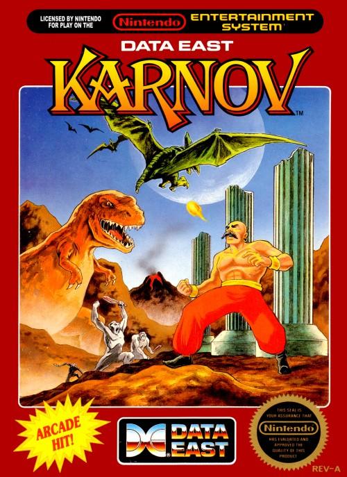 Karnov cover
