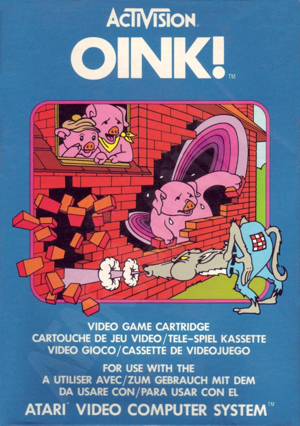Oink Cover