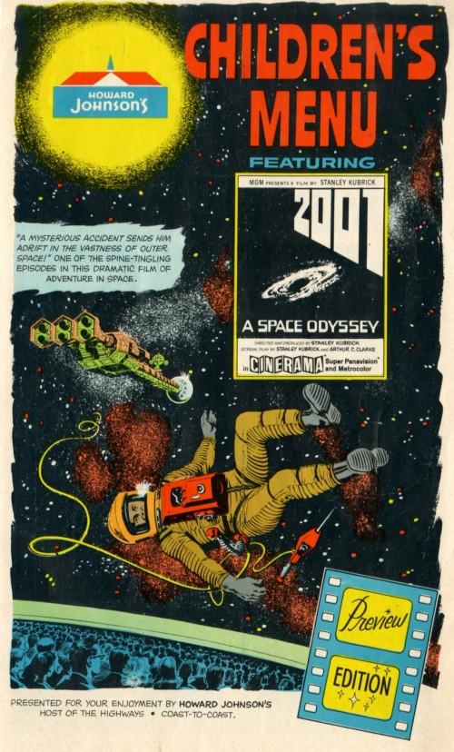 2001 Comic Cover