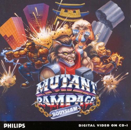 Mutant Rampage: Body Slam