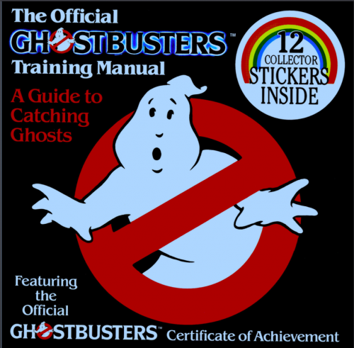 Ghostbusters Training Manual