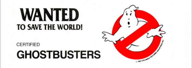 Wanted: Ghostbusters
