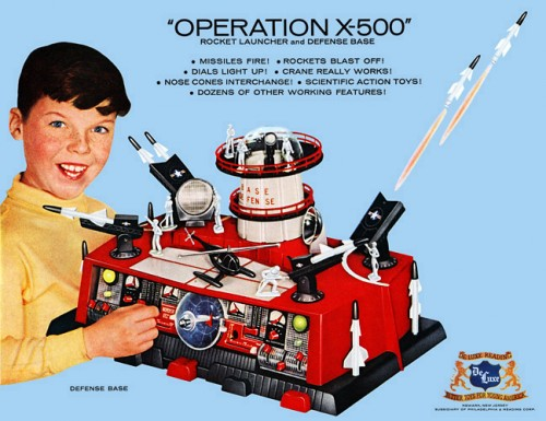 Operation X500