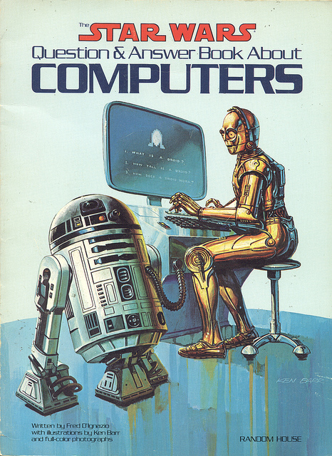 Star Wars QA Computers