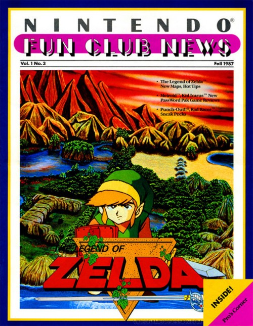 Nintendo Fun Club