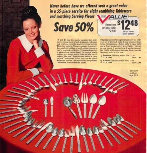 Wish Book Tableware
