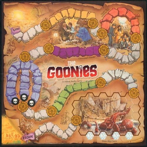 Goonies Board