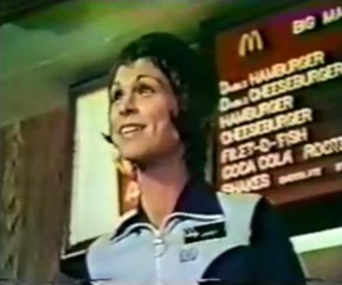 McDonalds order
