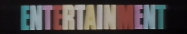 entertainment banner