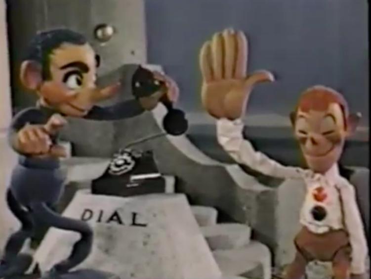 Dial Tone
