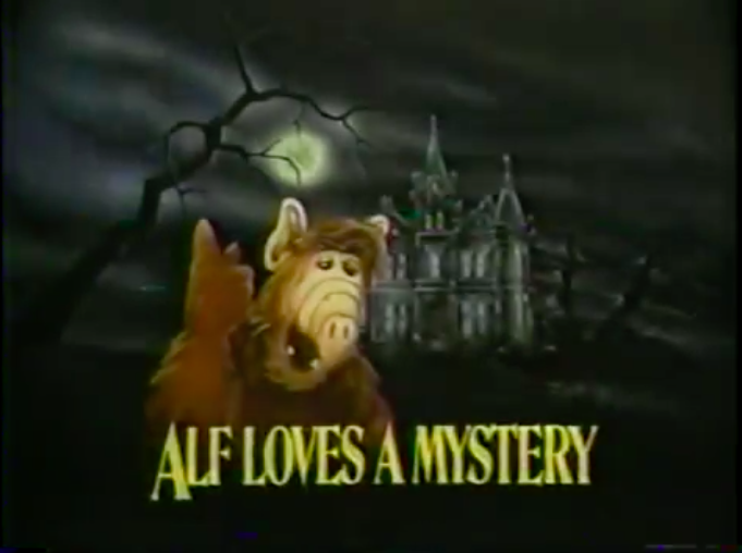 ALf Loves A Mystery