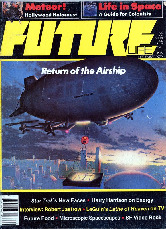 Return of the Airship